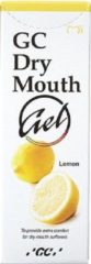 GC Dry Mouth Gel Lemon - 35 ml