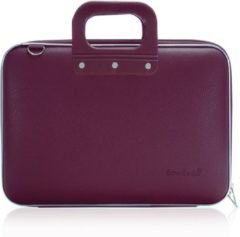 Paarse Bombata Medio Laptoptas 13 inch Plum Purple