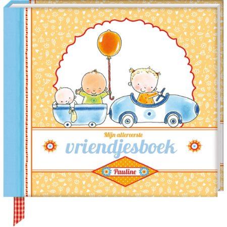 Afbeelding van ImageBooks Mijn allereerste vriendjesboek Pauline