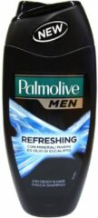 Palmolive Men Pure Arctic Refreshing 2 in 1 Body & Hair