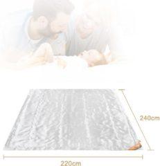 Witte ComfortAce Valencia dekbed | 140x220 cm | Tijk verkoelende vezel | Vulling polyester | Warmteklasse 4