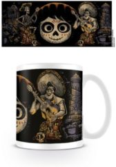 Witte Disney Coco Day Of The Dead Mok