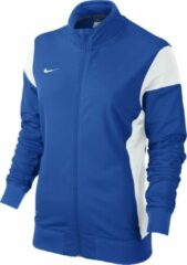 Blauwe Nike Trainingsjas - Royal Blue/White - S