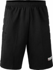 Derbystar Keepersshort Uwe Junior Sportbroek - Maat 152 - Unisex - zwart