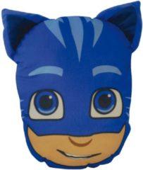 PJ Masks 3D Catboy - Sierkussen - 30 x 24 x 8 cm - Blauw