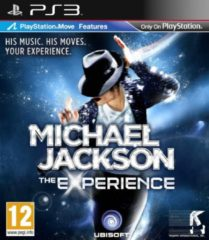 Ubisoft Michael Jackson: The Experience - PlayStation Move