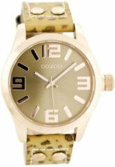 OOZOO Timepieces Horloge Camel | C8015