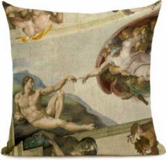 Harani Kussenhoes Italiaanse Renaissance Michelangelo 7