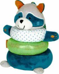 Die Spiegelburg- Kuckuck Babyspeelgoed Wasbeer Stapelringen