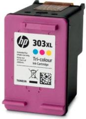 HP Cartridge 303XL Origineel Cyaan, Magenta, Geel T6N03AE Cartridge