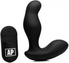 Zwarte Alpha-Pro P-Gyro Roterende Prostaat Vibrator