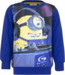 Minions Minion Sweater DJ - Blauw 96