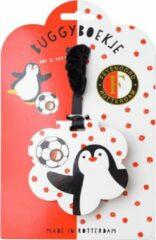 Witte Feyenoord Buggyboekje