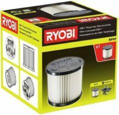 RYOBI Hepa-filter H12 afneembaar en wasbaar voor R18PV