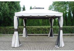 Ersatzdach zu Pavillon Palmarito Gardissimo beige