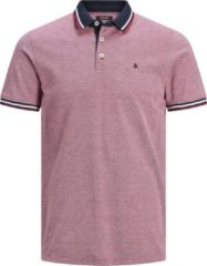 Marineblauwe Jack & Jones Essentials Paulos Polo Heren