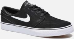Bruine Nike SB Stefan Janoski Skate Shoes zwart