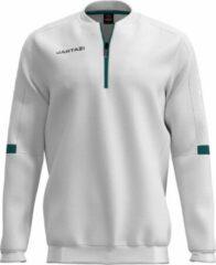 Jartazi Sportsweater Roma Junior Polyester Wit Maat 134/140