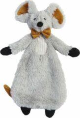 Grijze Happy Horse Mouse Misty Tuttle knuffeldoekje