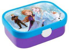 Rosti Mepal Lunchbox Campus Frozen Ii Junior Paars/blauw 3-delig