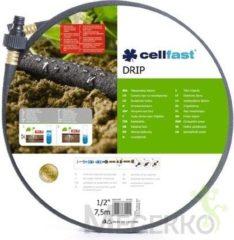 """CF19-001 Cellfast - druppelslang - 1/2""""- 7.5 m"""