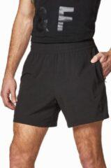 Body & Fit Hardloopbroek - Sportbroek Heren voor Fitness & Training - Zwart - L