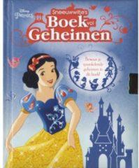 Massamarkt Rebo Disney Sneeuwwitje boek vol geheim.