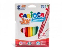 Pennarelli Carioca Joy da 12 pezzi