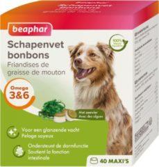 Beaphar Schapenvetbonbons Zeewier - Hondensnacks - Medium