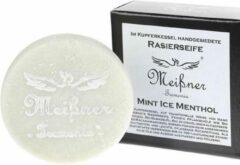 Meissner Tremonia scheerzeep Mint Ice Menthol 95gr