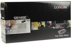 LEXMARK E120n tonercartridge zwart standard capacity 2.000 paginas 1-pack return program