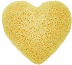 FMC gifts Konjac Heart Sponge - Perzik