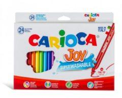 Pennarelli Carioca Joy da 24 pezzi