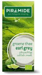 Piramide Groene Thee & Earl Grey Eko (20st)
