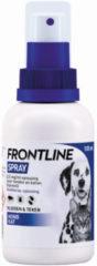 Frontline Spray Anti vlooienmiddel en tekenmiddel - Hond en Kat - 100 ml