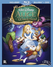 Strengholt Alice In Wonderland (S.E.) (Blu-ray+Dvd Combopack)