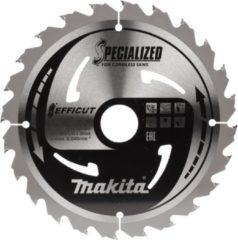 Makita B-64185 Zaagb Efficut 190x30x1,45 24T 23g