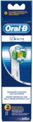 OralB Bürstenaufsätze-Set (3D weiss) für Zahnbürste 64708759, EB18-2