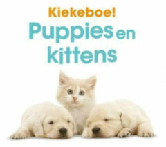 Memphis Belle Zoek- En Raadboek Kiekeboe! Puppies En Kittens