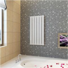 VidaXL Radiator-/verwarmingspaneel 465x900 mm wit