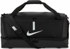 Witte Nike Academy Team Voetbaltas met schoenenvak - Maat Large