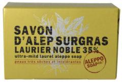 Aleppo Soap Co Aleppo zeep 35% laurier doosje 150 Gram