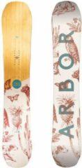 Arbor snowboard - Swoon Rocker - 148