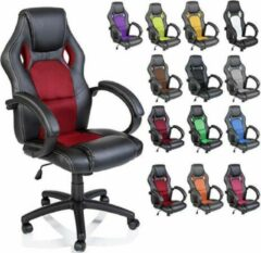 Sens Design Premium Gaming Chair - Rood