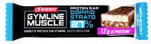 Enervit Gymline Muscle Protein Bar 27% Barretta Proteica Cocco-Ciok 45 g