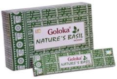 Goloka Wierook Goloka Natures Basil (15g)