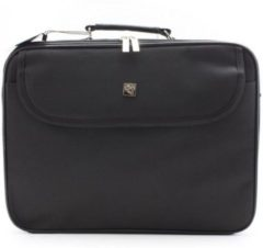 SBOX New York Laptoptas - 15,6 inch - Zwart