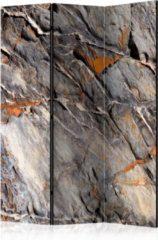 Kamerscherm - Scheidingswand - Vouwscherm - Mountain Bastion [Room Dividers] 135x172 - Artgeist Vouwscherm