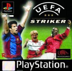 Infogrames [Playstation 1] Uefa Striker