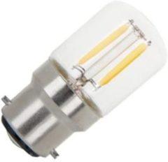 Bailey Buislamp LED filament 1,6W (vervangt 16W) bajonetfitting Ba22d 28x60mm